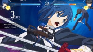 MELTY BLOOD: TYPE LUMINA Free Download Repack-Games