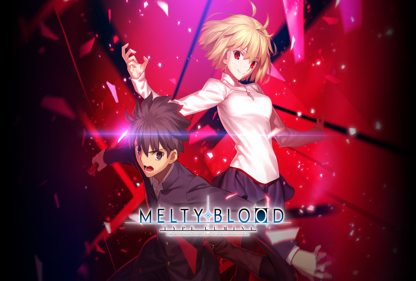 MELTY BLOOD: TYPE LUMINA Repack-Games