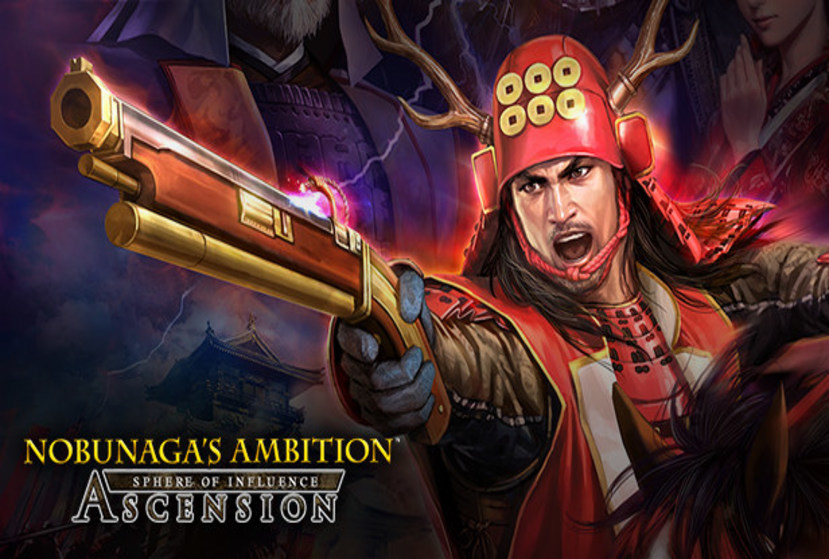 NOBUNAGA'S AMBITION: Sphere of Influence - Ascension Repack-Games