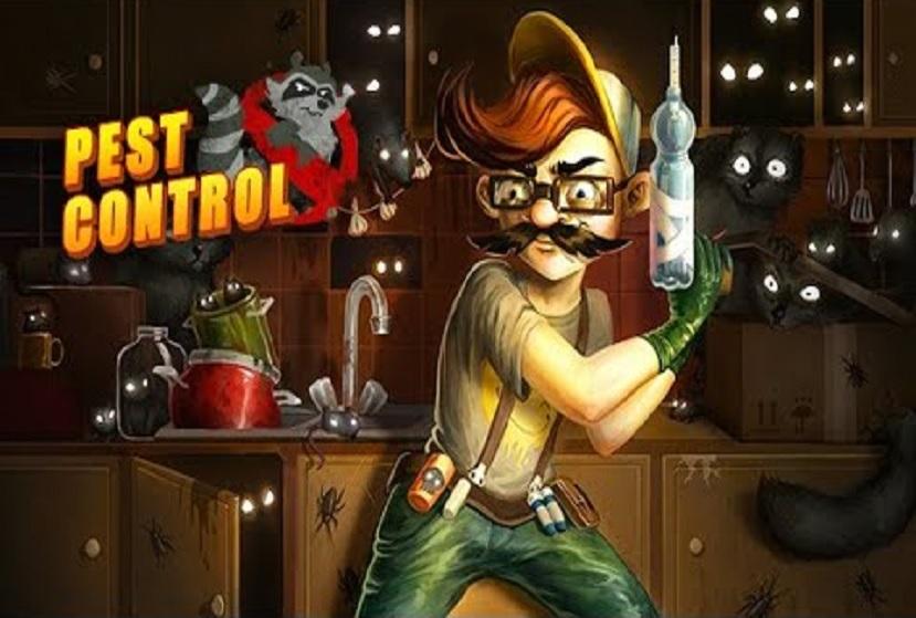 Pest Control Repack-Games