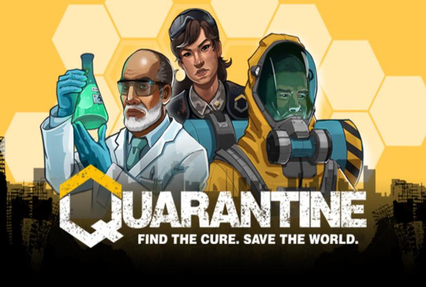 Quarantine Repack-Games
