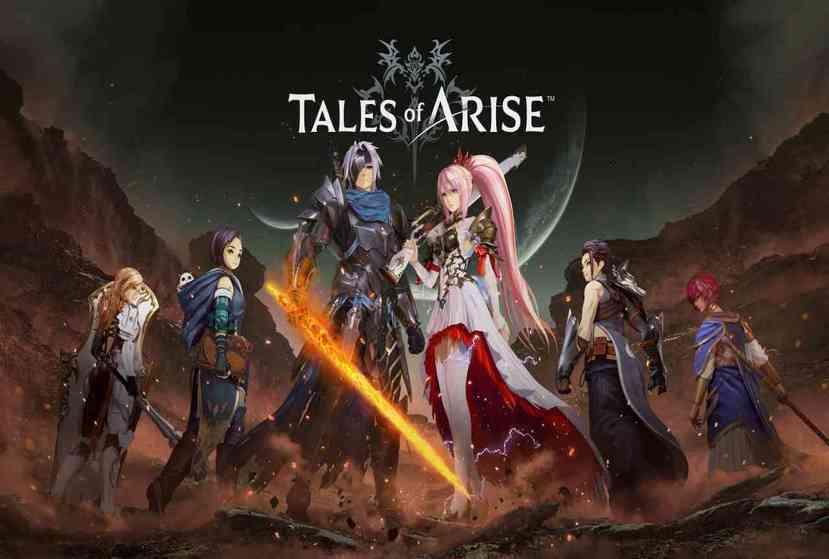 Tales of Arise Repack-Games