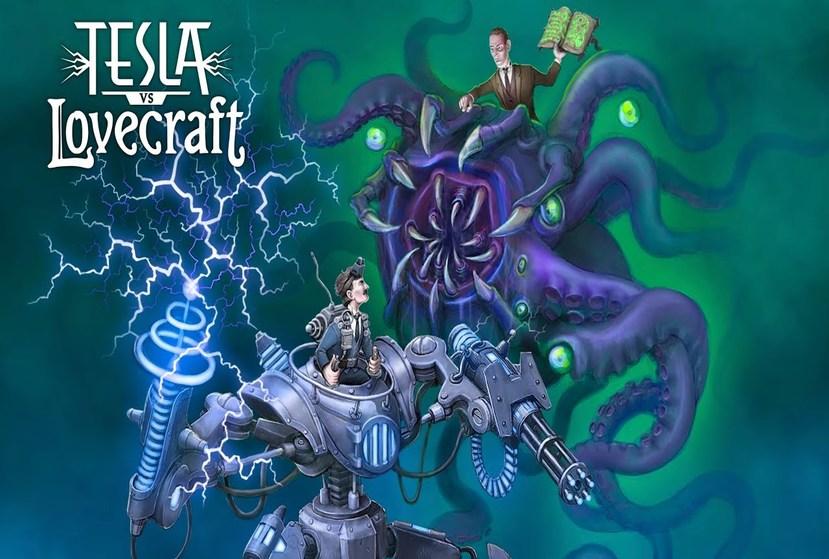 Tesla vs Lovecraft Repack-Games