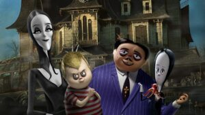The Addams Family: Mansion Mayhem Free Download Repack-Games