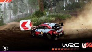 WRC 10 FIA World Rally Championship Free Download Repack-Games
