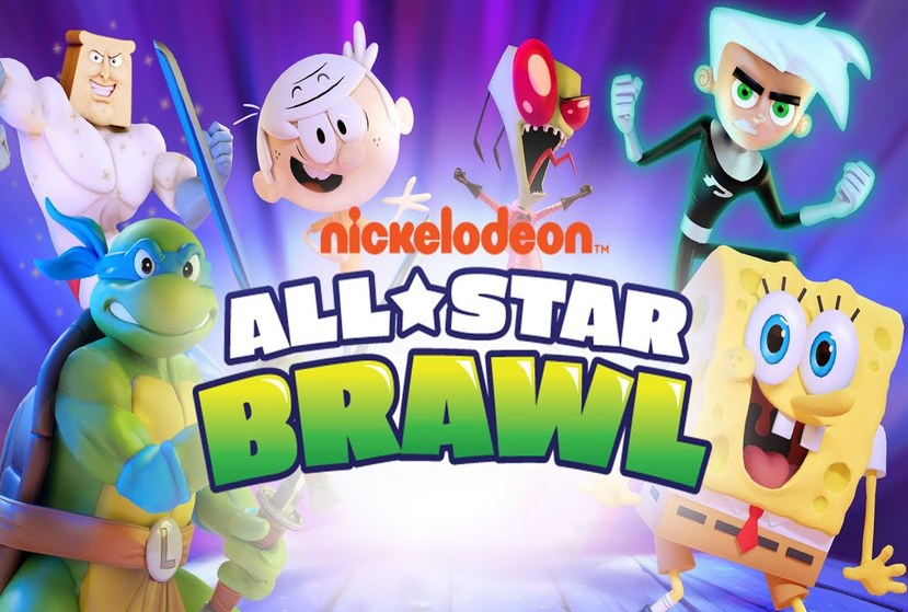 Nickelodeon All-Star Brawl Repack-Games